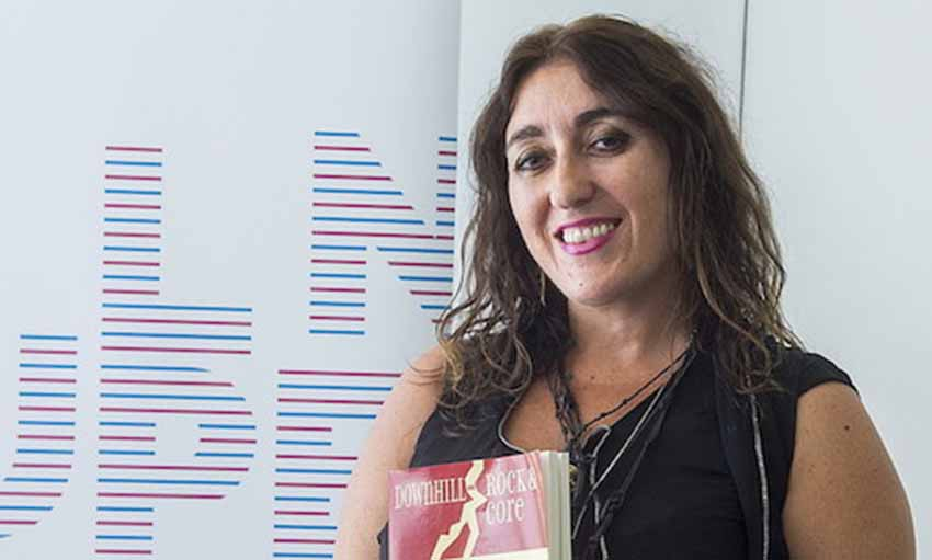 Translator, Amaia Gabantxo, who will talk this Friday about translating Basque poetry