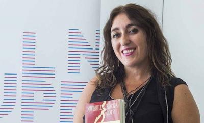 Translator, Amaia Gabantxo, who will talk this Friday about translating Basque poetry