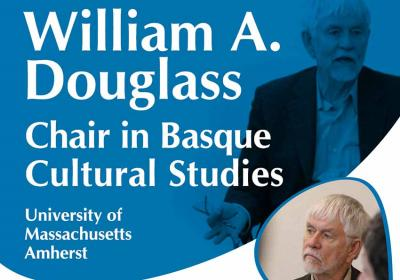 The William A. Douglass Chair at the University of Massachusetts Amherst was inaugurated in September of 2016, thanks to UMass Amherst and the Etxepare Basque Institute