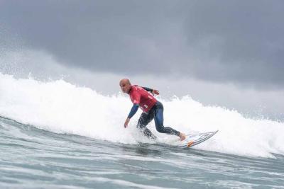Basque Team-eko Aitor Francesena, Surf Egokituan Munduko Txapeldun, Txapelketako jaun eta jabe izan ostean La Jollan