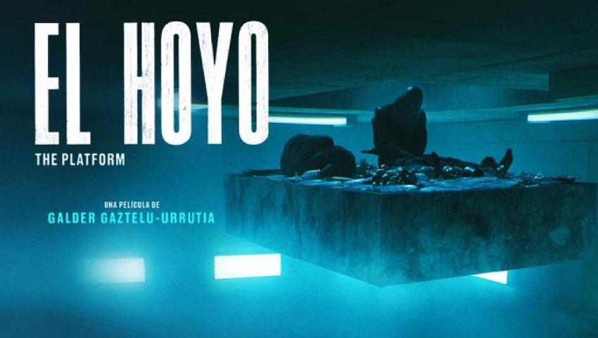 """""""El hoyo"""", la película de Galder Gaztelu-Urrutia que encabeza el ranking de lo más visto en Netflix en estos tiempos"""