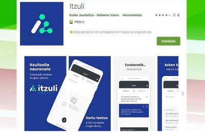 Itzuli, app that provides quality translations for everyone