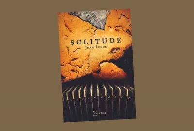 'Solitude', de Juan Lekue se puede adquirir ya por internet en la web Txalaparta.eus.