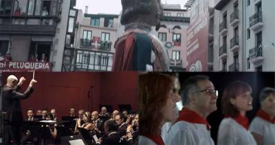 Viva San Fermín! Gora San Fermin!