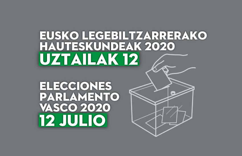 """Political Disconnection of the Electoral Diaspora with the Basque Country"" is the title of today's blog post by Pedro Oiarzabal"
