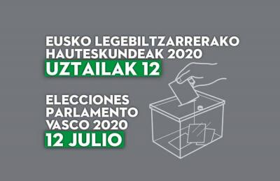 See how the different political parties running in the Basque parliament elections address the Diaspora in their programs