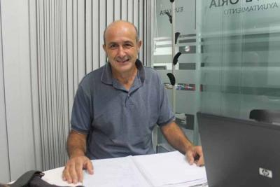 Pello Jauregi (Pasaia, Gipuzkoa, 1958) is a professor at the College of Education, Philosophy and Anthropology at the University of the Basque Country, UPV-EHU (photo Txintxarri.eus)