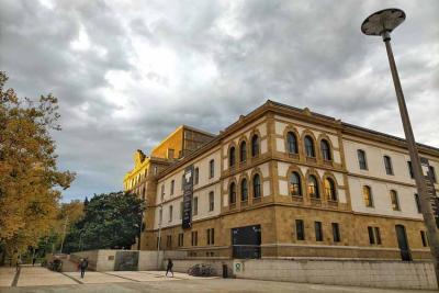 Tabakalera eraikina Donostian, bere baitan dauka egoitza Etxepare Euskal Institutuak