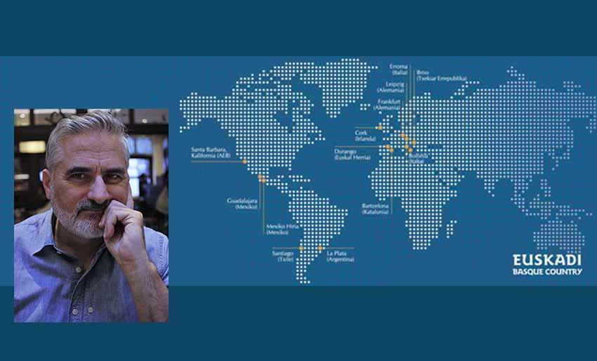 Pregunta Oiarzabal desea saber por qué se empeñan los vascos del mundo en mantener los lazos a miles de kilómetros