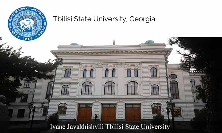 Tbilisi, capital of the former Soviet Republic of Georgia is the site of TSU that now has its own lecturer in Basque language and culture