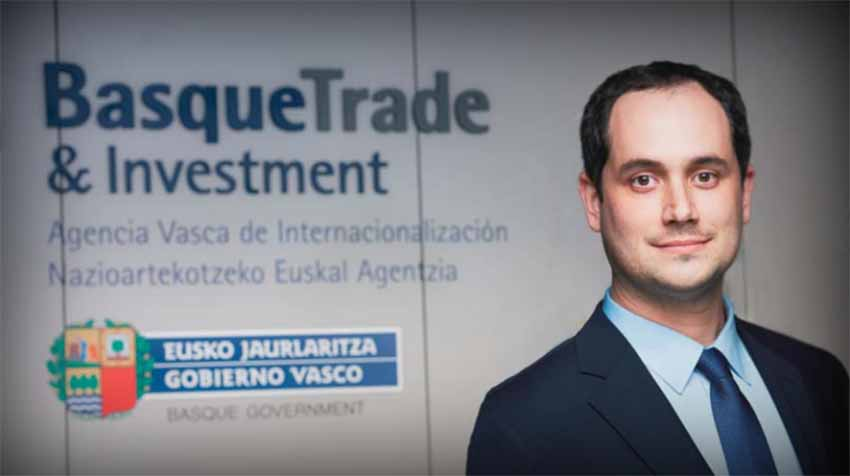 Unai Telleria era hasta la fecha Responsable Empresarial de la Delegación del Gobierno Vasco en Nueva York
