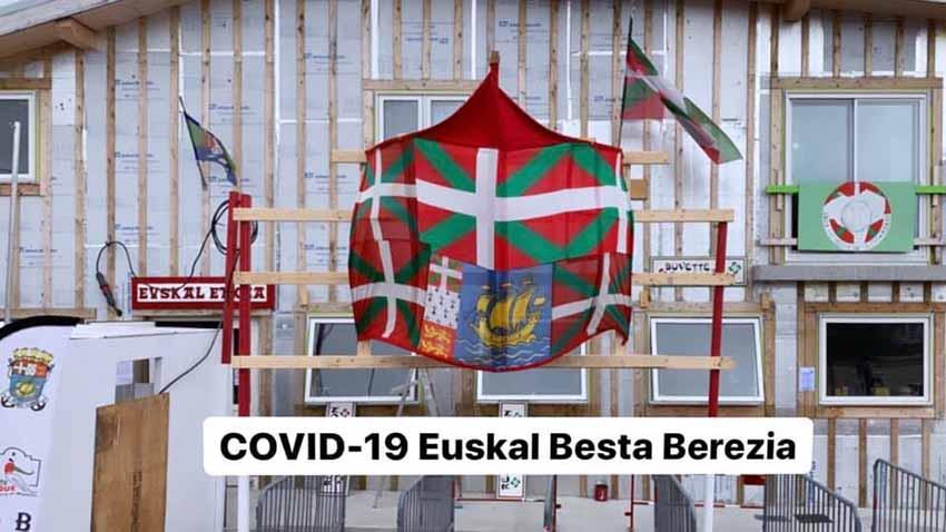 Imagen de la Euskal Besta 2020. La de este 2021 hará la número 40 de las Euskal Bestak, cada agosto en St Pierre