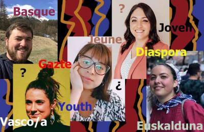 We publish the opinions and points of view of these five young people form the Diaspora in their entirety
