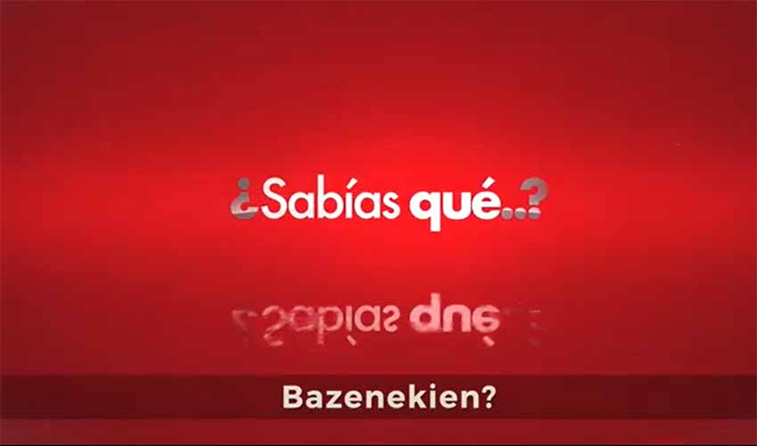 NEXT broadcasts audiovisual content about Navarre with prizes for those who answer the questions about them