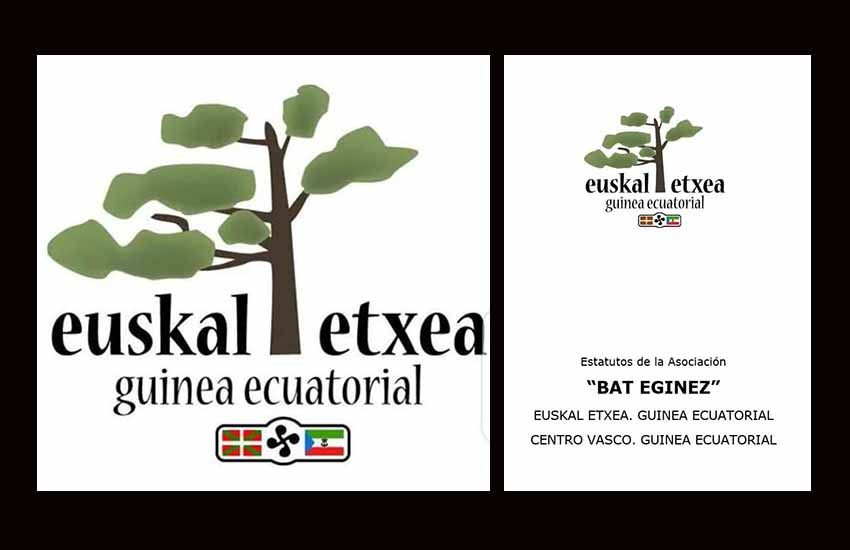 Logo y Estatutos de Euskal Etxea de Guinea Ecuatorial