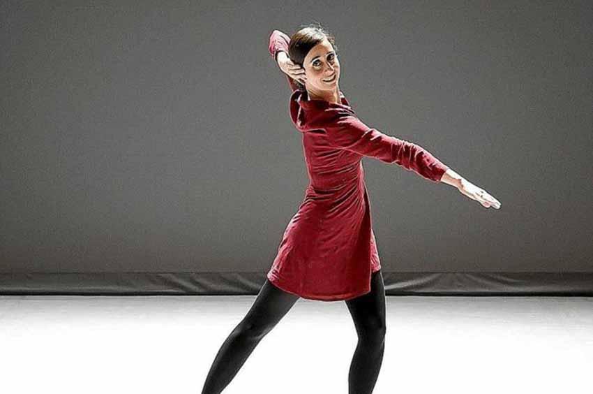 Ione Miren Aguirre said her farewell last week at the Victoria Eugenia Theater in Donostia (photo Iker Azurmendi)