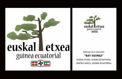Ekuatore Gineako Euskal Etxearen logo eta Estatutuak