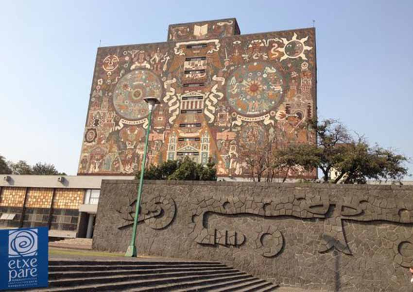 Etxepare Euskal Institutuak bi irakurle leku atera ditu Mexikon (argazkia) eta Argentinan