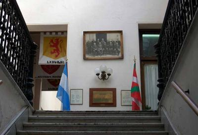 Buenos Airesko Iparraldeko Euskal Etxea, Centro Vasco Francés 1895ean sortutako euskal etxea da