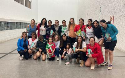 La primera fecha del torneo, que se realizó en Tandil, tuvo una gran convocatoria de pelotaris de toda la provincia de Buenos Aires