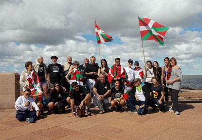 Korrika 18 Montevideo - Korrika munduan zehar